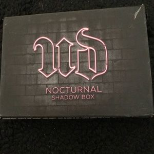 Gently used Urban Decay pallete